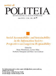 Politeia special issue cover